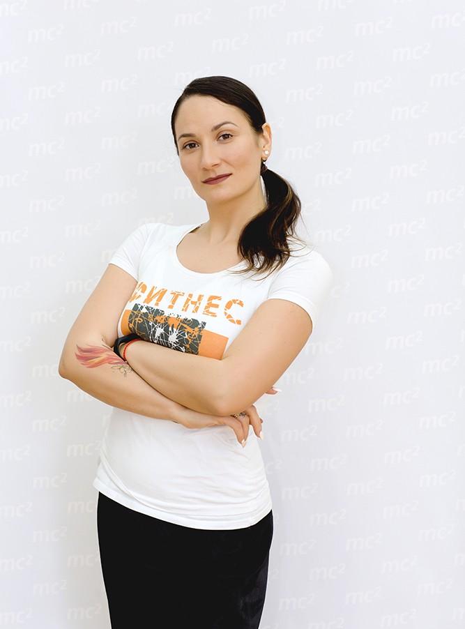 Ангелина Лавлинская